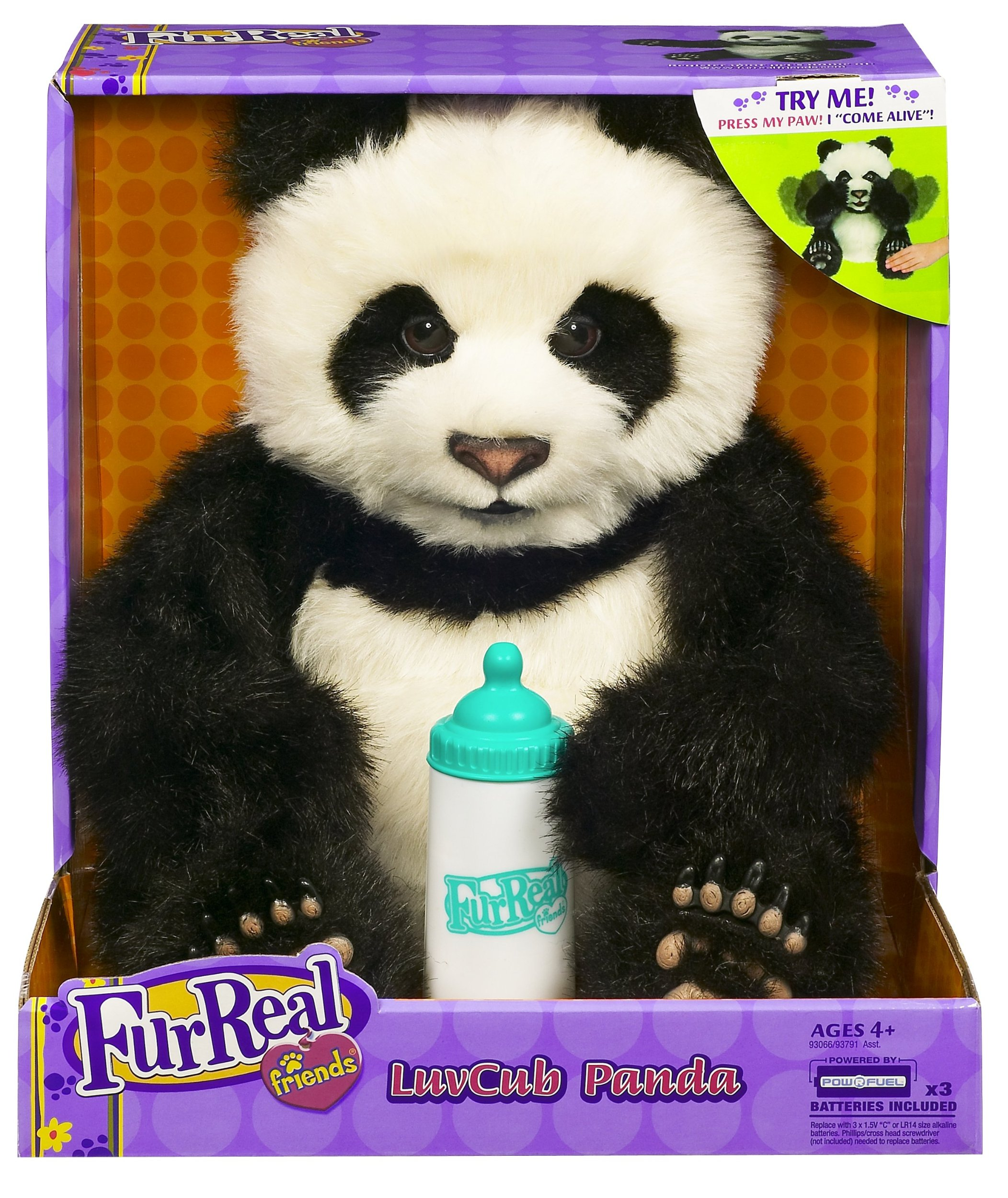 FurReal Friends Luv Cub Panda by FurReal (Image #2)