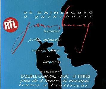 De Gainsbourg A Gainsbarre Brigitte Bardot Jane Birkin