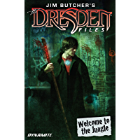 Jim Butcher's The Dresden Files: Welcome to the Jungle (Jim Butcher's The Dresden Files: Complete Series) book cover