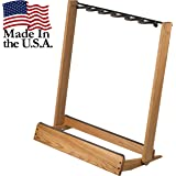Guitar Rack String Swing CC34 Holder for Electric Acoustic and Bass Guitars – Stand Accessories for Home or Studio - Keeps Musical Instruments Safe without Hard Cases