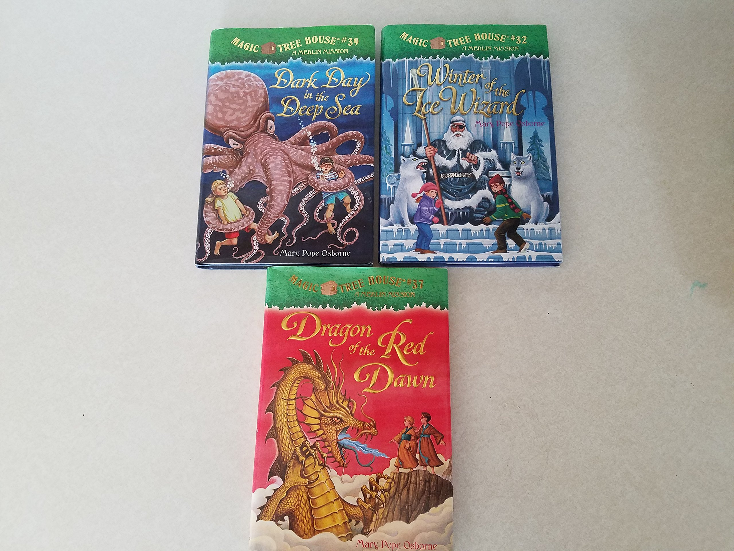 Magic Tree House Merlin Missions Collection  14 Book Set (books 2942) (magic  Tree House): Mary Pope Osborne: 9780545484039: Amazon: Books