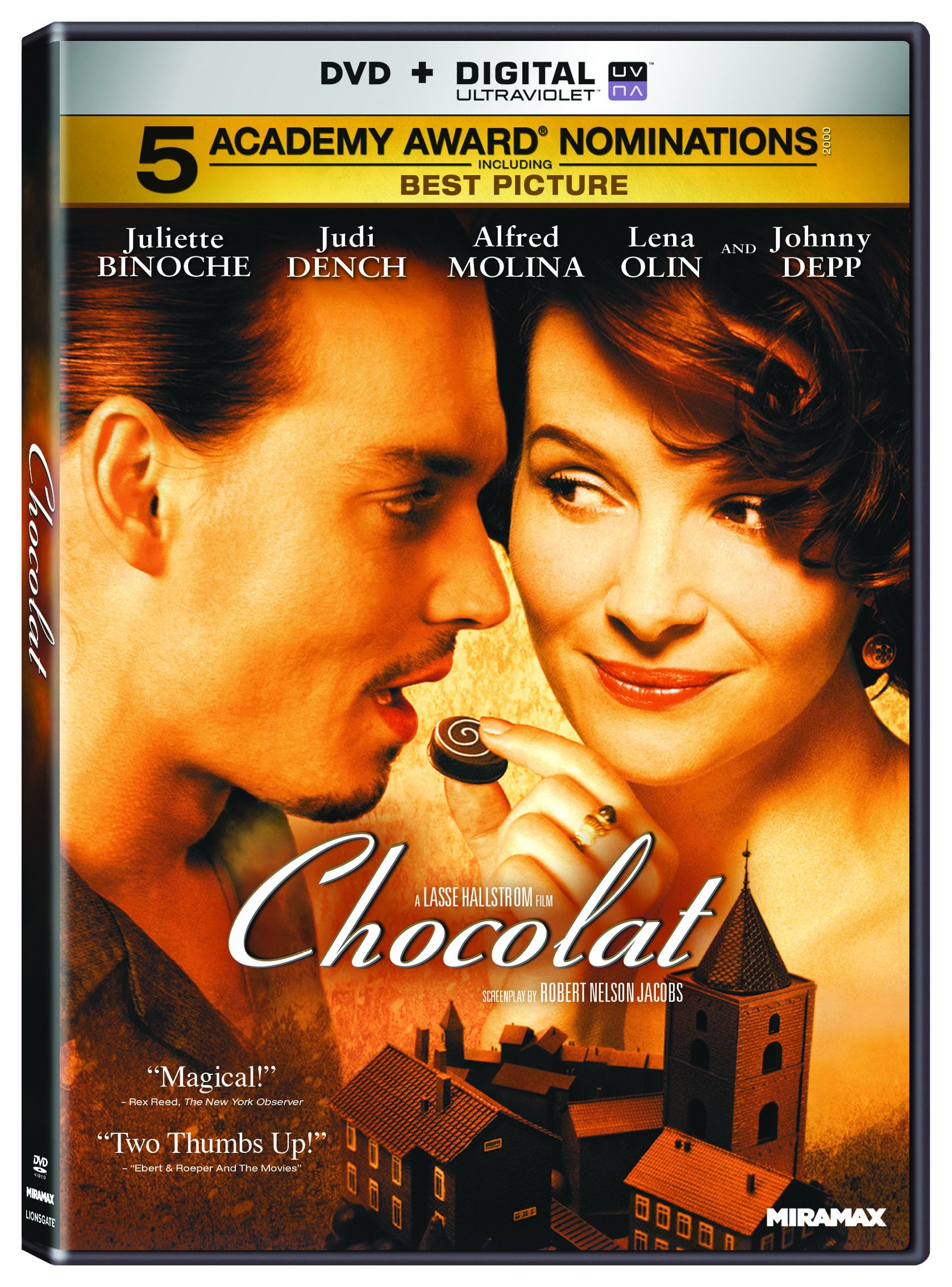 DVD : Chocolat (Widescreen, AC-3, Dolby)