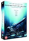 Prometheus to Alien - The Evolution 5-Film Collection [DVD] [1979]