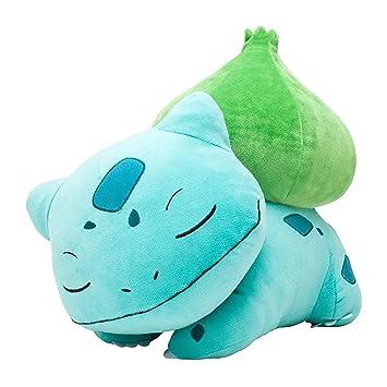 Image result for sleeping bulbasaur plush