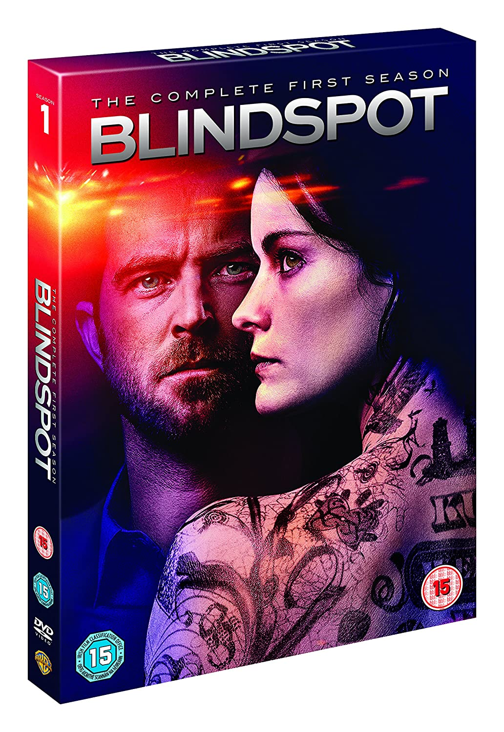 BLINDSPOT STAGIONE 1