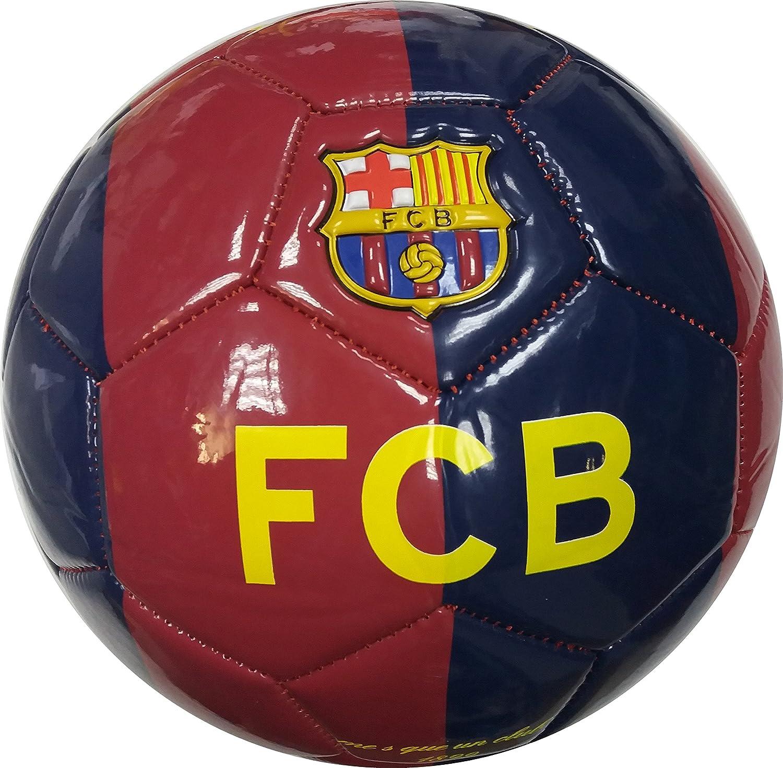 Brillante oficial con licencia Original FC Barcelona FCB tamaño 5 ...