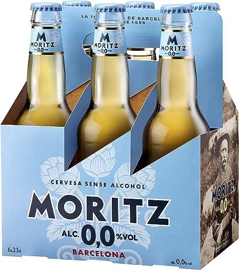 Moritz 0,0 33Cl Pack x 6 bot