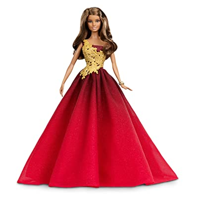 Barbie 2016 Holiday Doll: Toys & Games