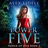 Power of Five: Reverse Harem Fantasy: Power of Five Series, Book 1