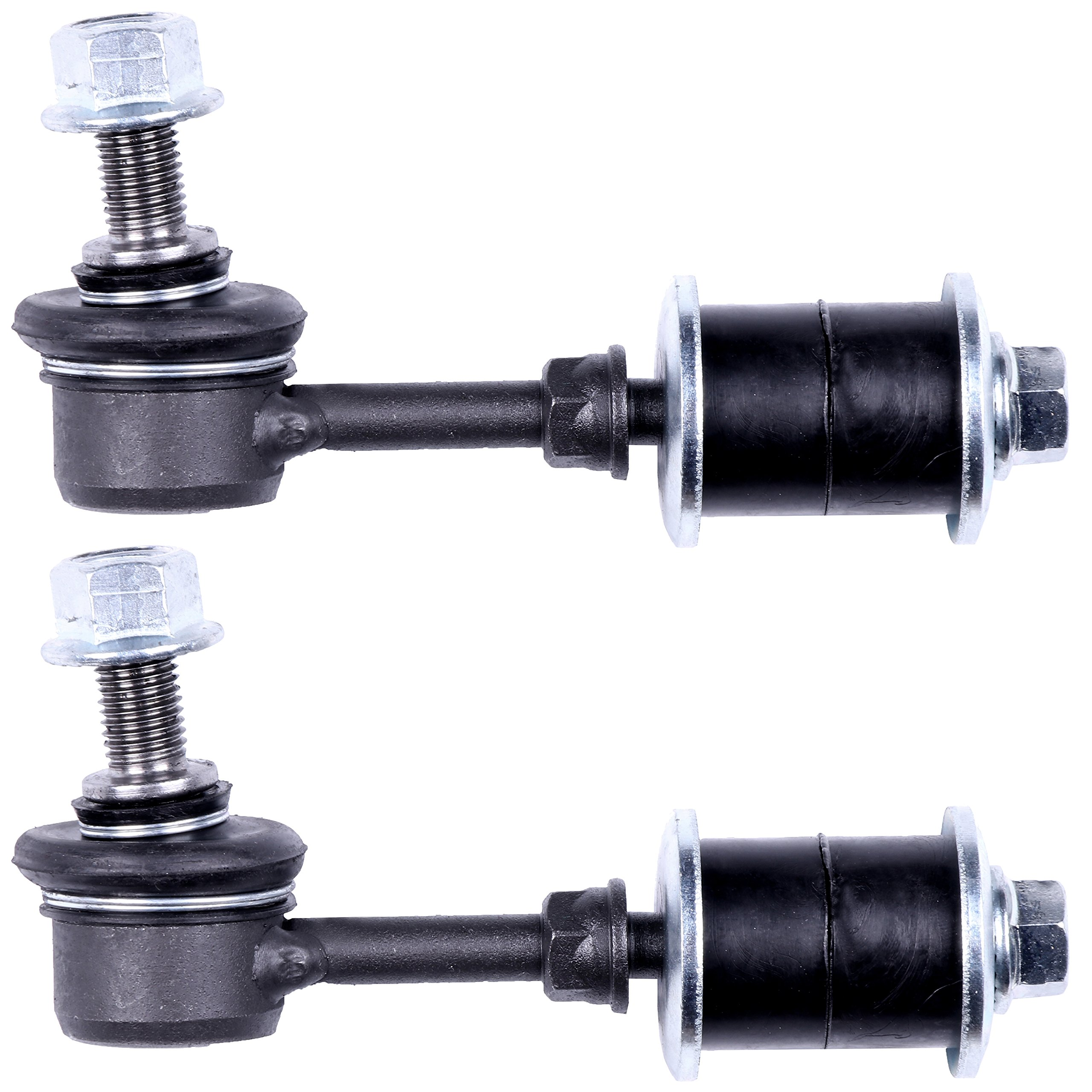ECCPP Front Sway Bar End Link Steering Link for 1997 1998 1999 2000 2001 Honda Prelude (2pc)