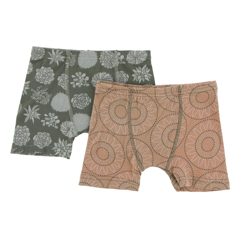 KicKee Pants Boys' Boxer Briefs Set Prd-kpbb47-bfwaomy