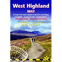 West Highland Way: British Walking Guide: planning, places to stay, places to eat; includes 53 large-scale walking maps