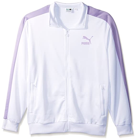 PUMA Mens Archive T7 Track Jacket