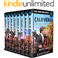 California Historical Mail Order Bride Romance Complete Series (Box Set Complete Series Book 1)