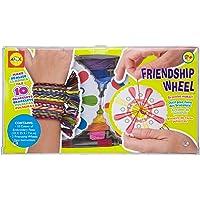 ALEX Toys Set para Hacer Pulseras de la Amistad