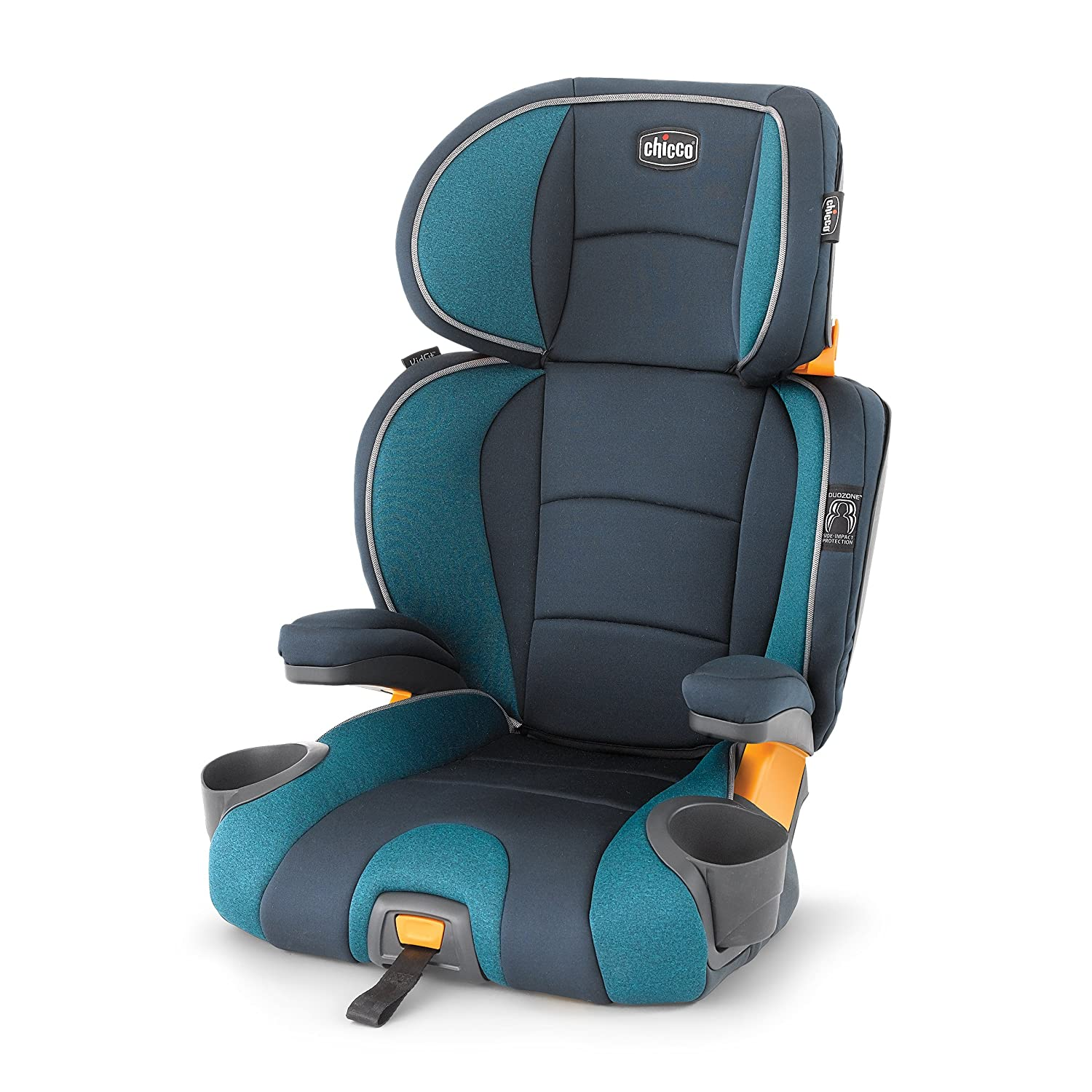 Chicco Kidfit 2-In-1 Belt-Positioning Booster Auto Seat, Monaco
