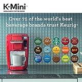 Keurig K15 Coffee Maker, Single Serve K-Cup Pod