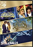 Spaceballs/Bill & Ted's Excellent Adventure/The Princess Bride (MGM 90th Anniversary Edition) (Bilingual)