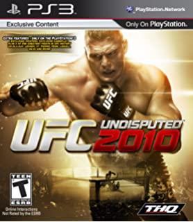 Amazon com: EA SPORTS MMA - Playstation 3: Video Games