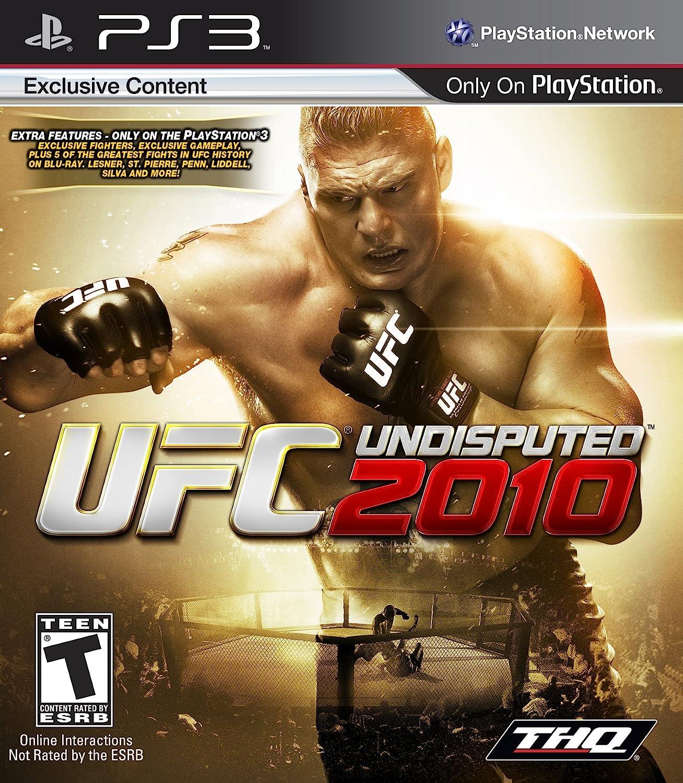 UFC 2010 Undisputed (SEMINUEVO)
