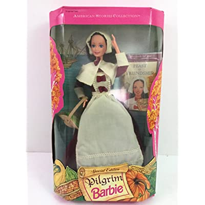 Pilgrim Barbie 1994 Special Edition American Stories Collection: Toys & Games