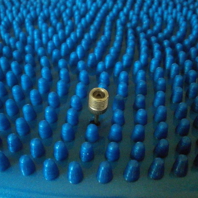 Amazon.com: Cojín de aire para estabilidad, azul ...