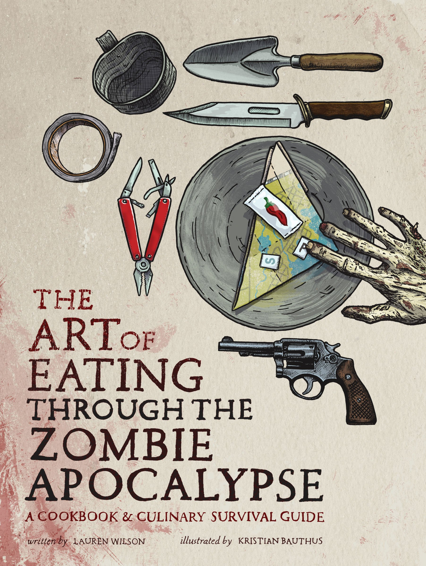 The Art of Eating through the Zombie Apocalypse: A Cookbook ... Zombie Survival House Plans on zombie survival house ideas, zombie lesson plans, mini pool house plans, zombie apocalypse plan, zombie survival camp plans,