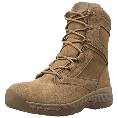 """Timberland PRO Men's Valor Duty 8"""" Soft Toe Military and Tactical Boot 