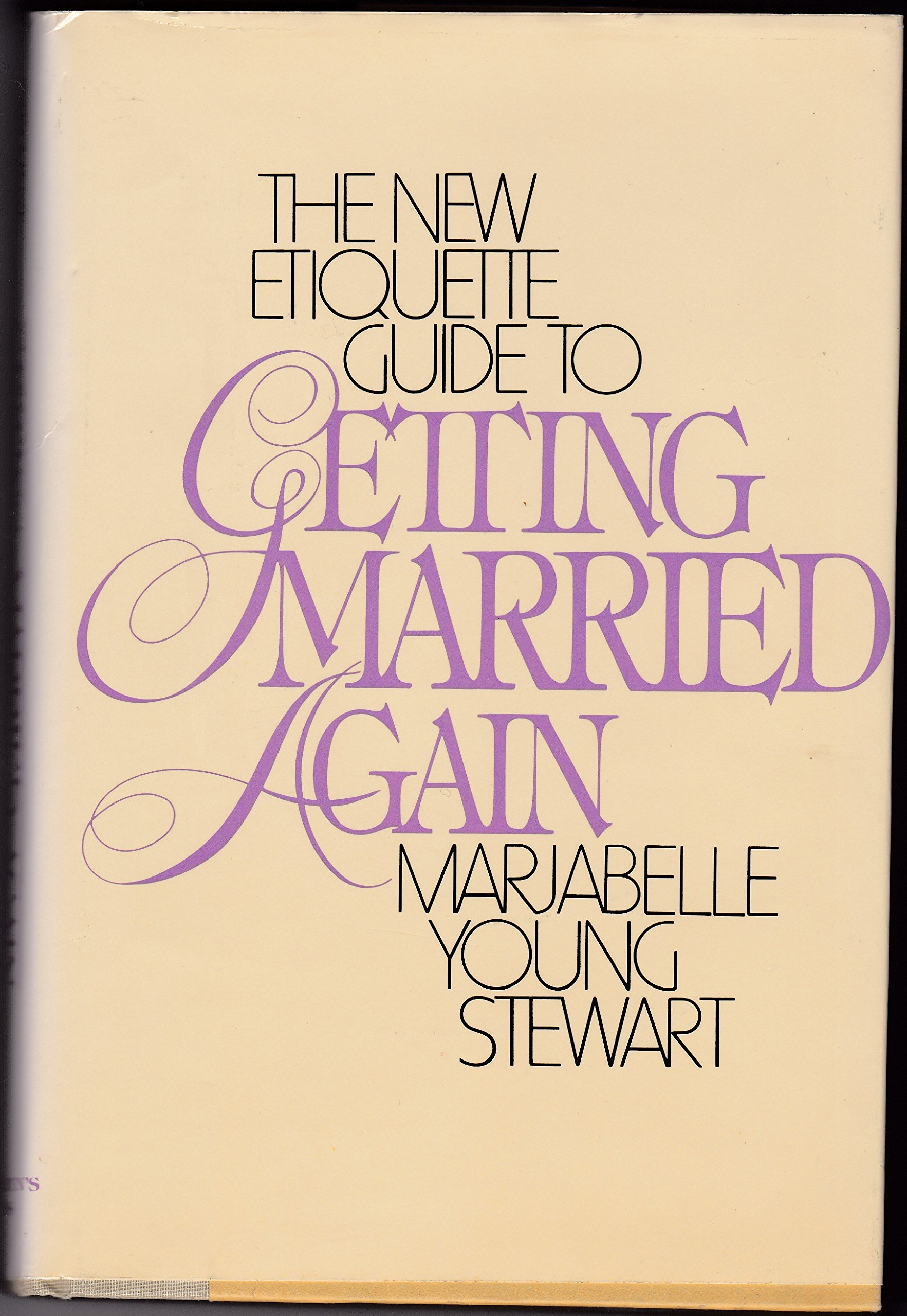 The New Etiquette Guide to Getting Married Again