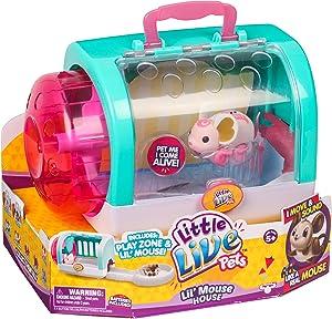 Little Live Pets 28170 S3 Mouse House Toy
