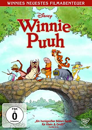 Winnie Puuh: Amazon de: Michael Rüth, John Lasseter, Julio