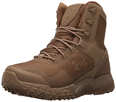 5ceea48fb5b Under Armour Women's Valsetz RTS Military and Tactical Boot 220/Coyote  Brown, 8
