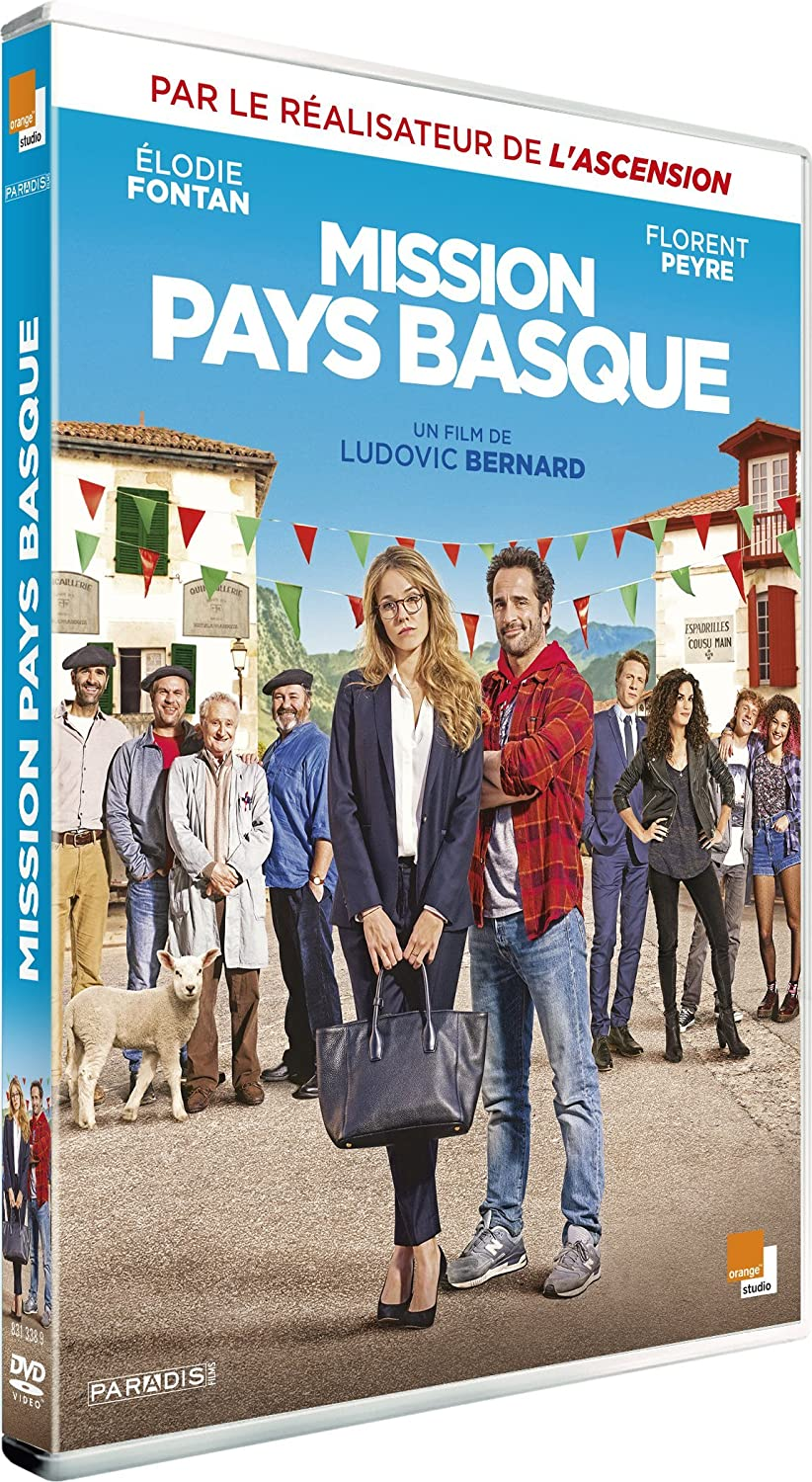 Mission Pays Basque [Francia] [DVD]