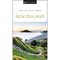 DK Eyewitness New Zealand (Travel Guide)