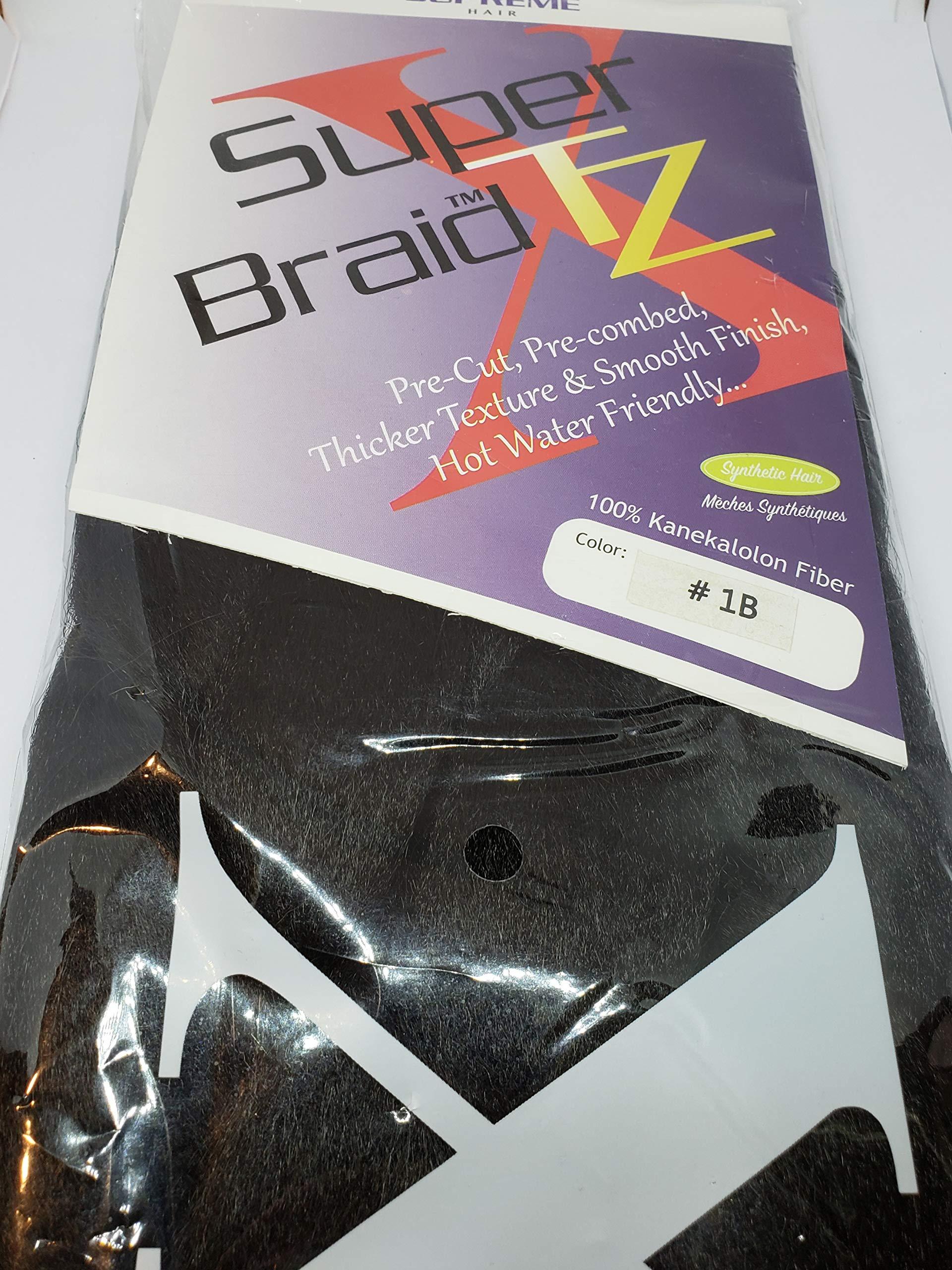 Super TZ X Braid (#1B)