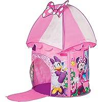 Maison de jeu pop-up Minnie Mouse, idéale pour vos petits assistants
