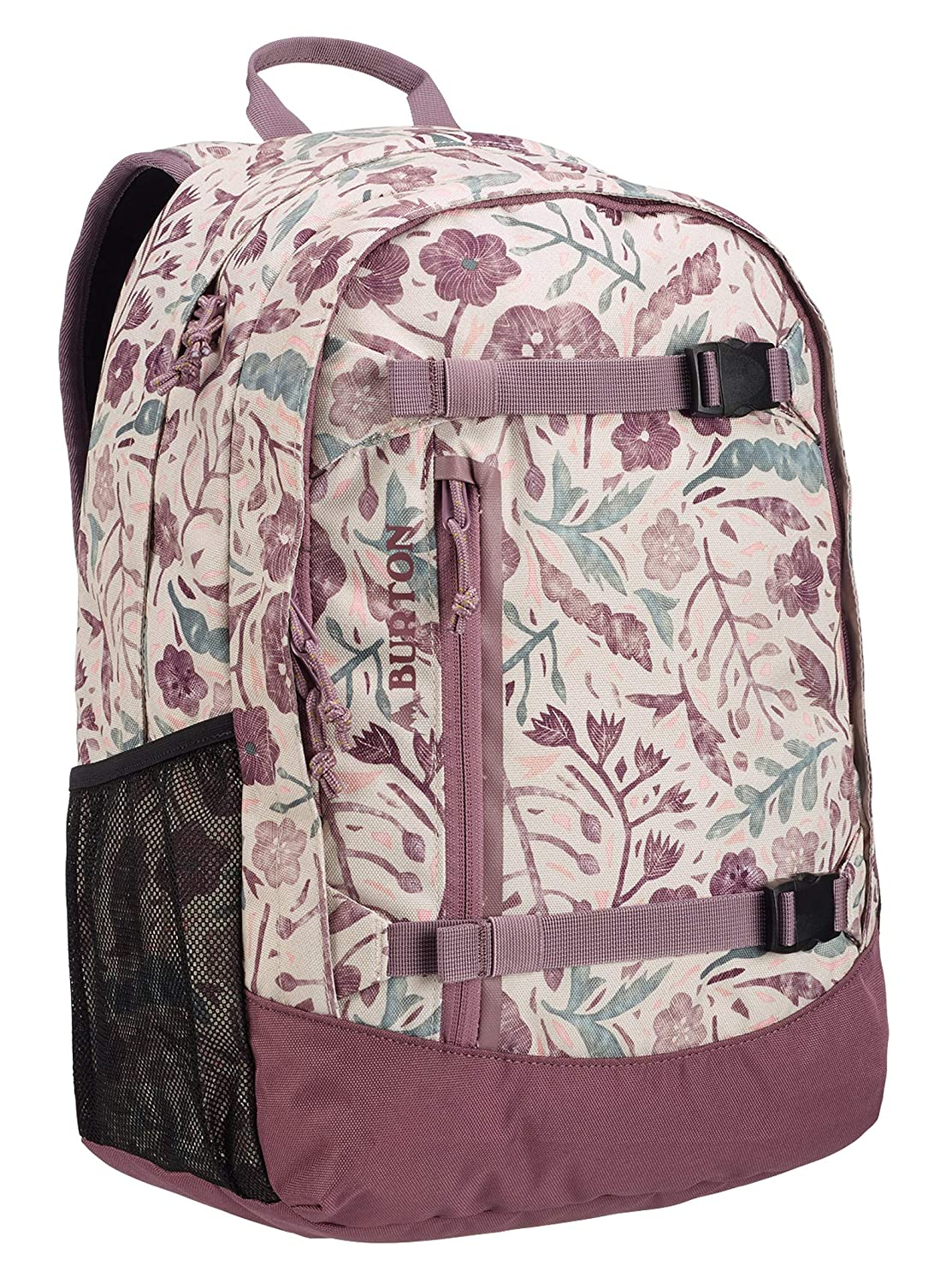 Burton Kids Multi-Use Lightweight Day Hiker Daypack//Backpack Wild Dove Polka Dot Print Burton Snowboards 110561