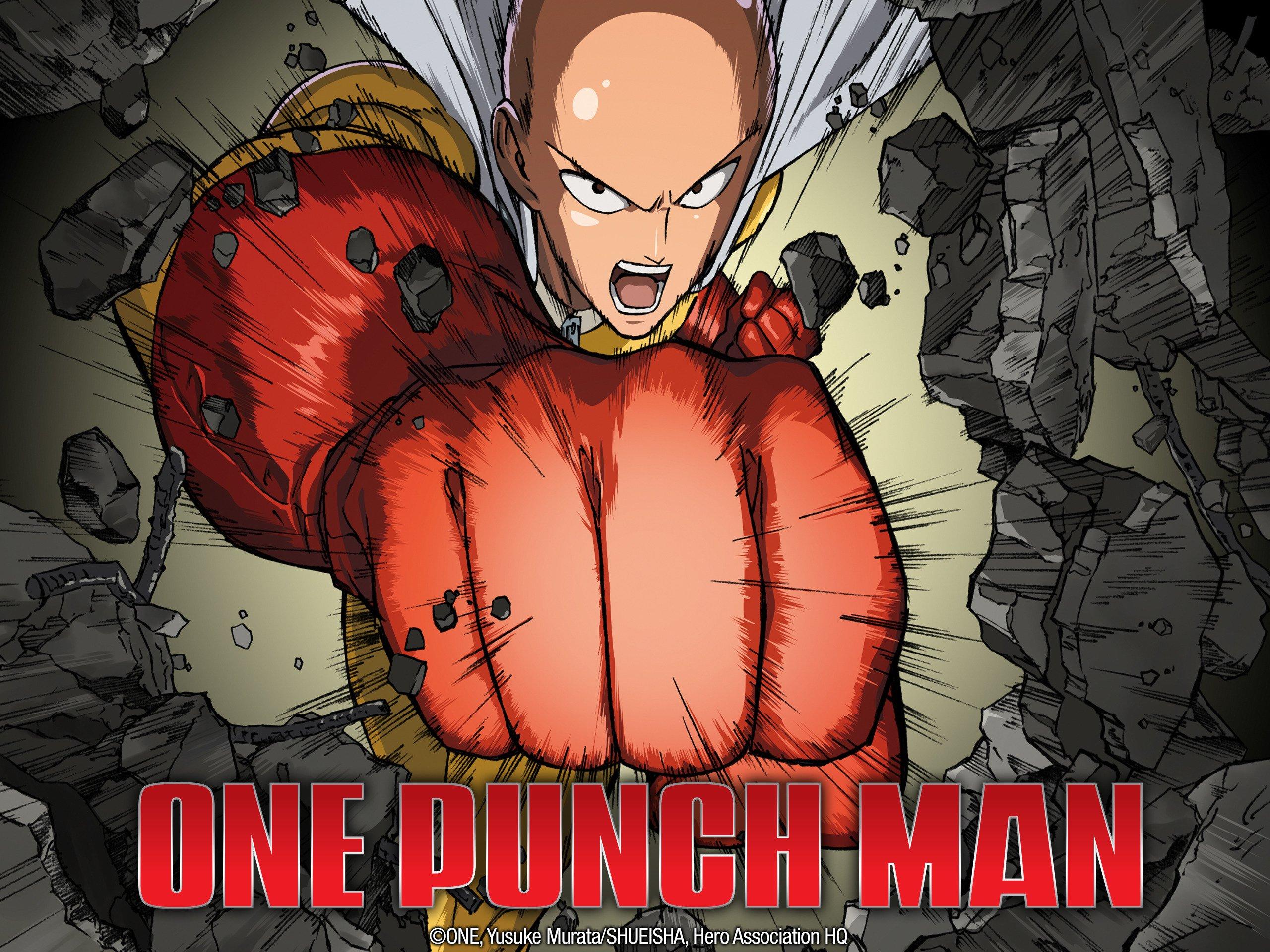 amazon com one punch man season 1 amazon digital services llc