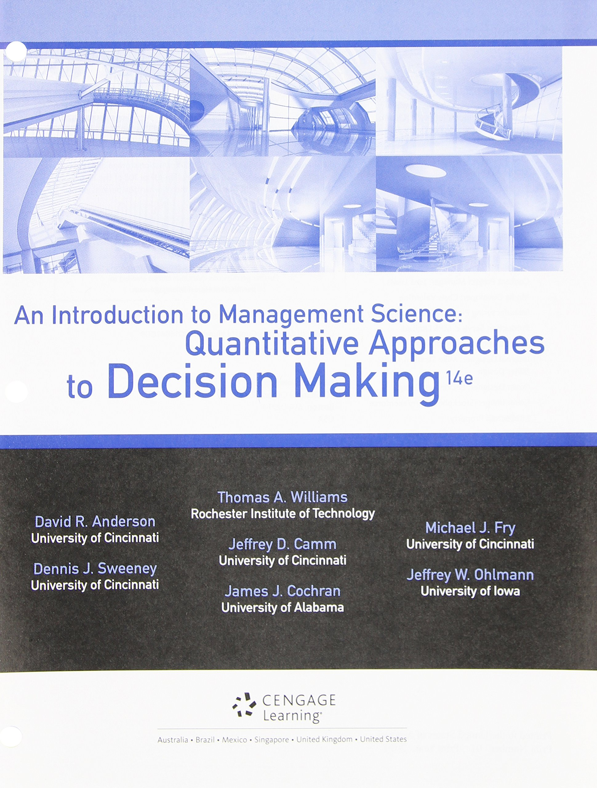 Management introduction science pdf to