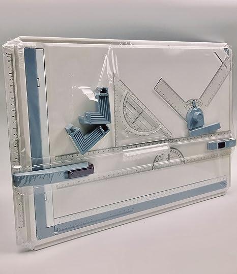 Tablero de Dibujo A3, Multifunción Profesional Diseño de Mesa con ...