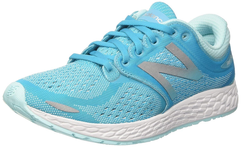New Laufschuhe, Balance Damen Wzantv3 Laufschuhe, New blau Blau (Blau/Weiß) 5bbb11