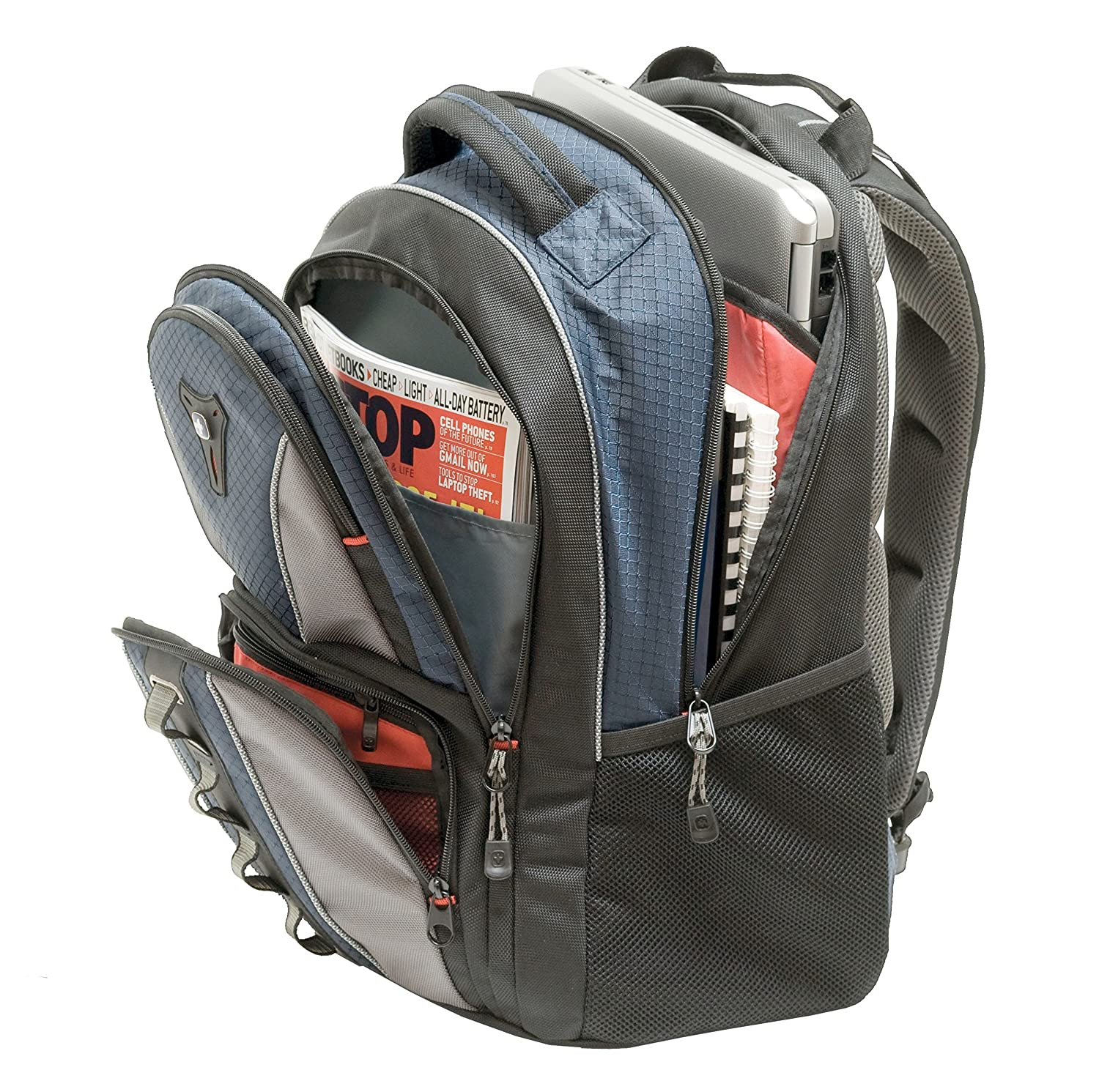 Wenger Swiss Gear Synergy Computer Backpack Click Backpacks