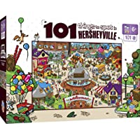MasterPieces 101 Things to Spot in Hersheytown 101 Piece Jigsaw Puzzle