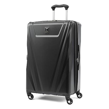 fa43514b0 Travelpro Maxlite 5 - Expandable Hardside Spinner Luggage Suitcase 25-Inch,  Black: Amazon.ca: Luggage & Bags