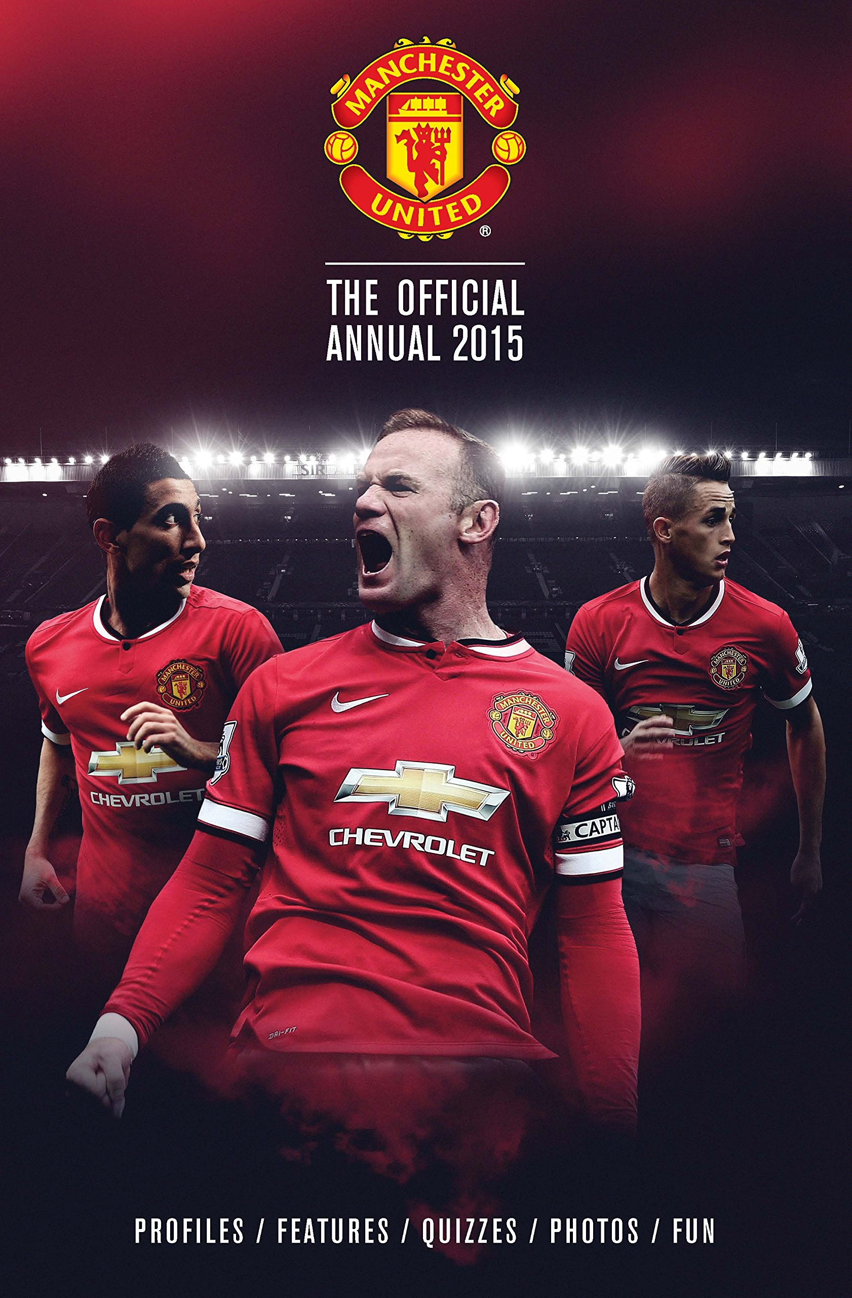 Official Manchester United Fc Lima Annual Annuals Lima Amazon Co Uk Grange CommunicationsBooks