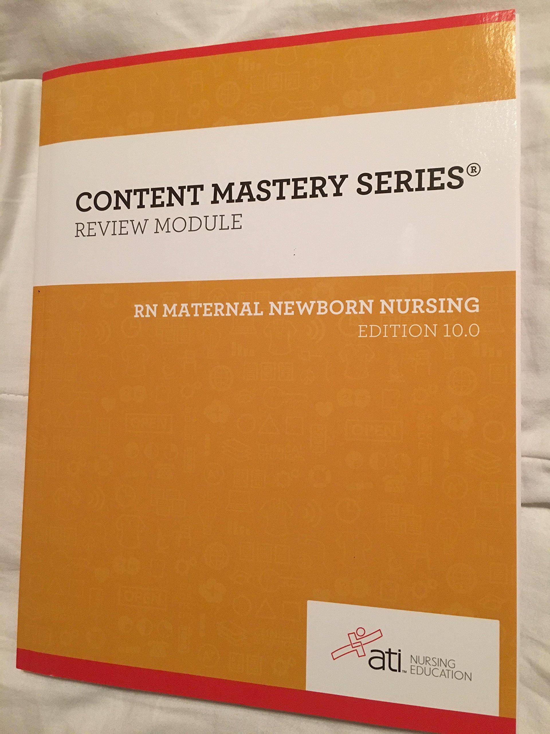 Read Online RN Maternal Newborn Nursing Edition 10.0 pdf