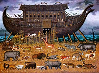 product image for Buffalo Games - Charles Wysocki - Noah and Friends - 1000 Piece Jigsaw Puzzle