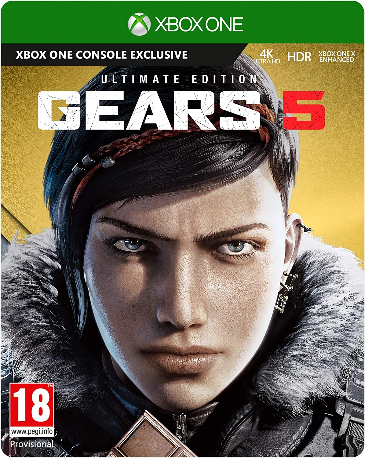 Gears 5 - Ultimate Edition - Xbox One [Importación inglesa]: Amazon.es: Videojuegos