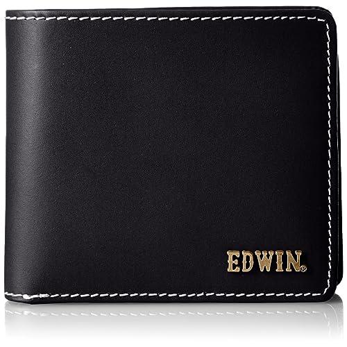 EDWIN(エドウィン) ボンデッドレザー二つ折り財布