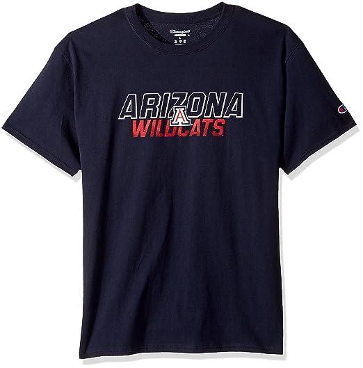 Champion NCAA Mens Short Sleeve Graphic T-Shirt Cincinnati Bearcats Small